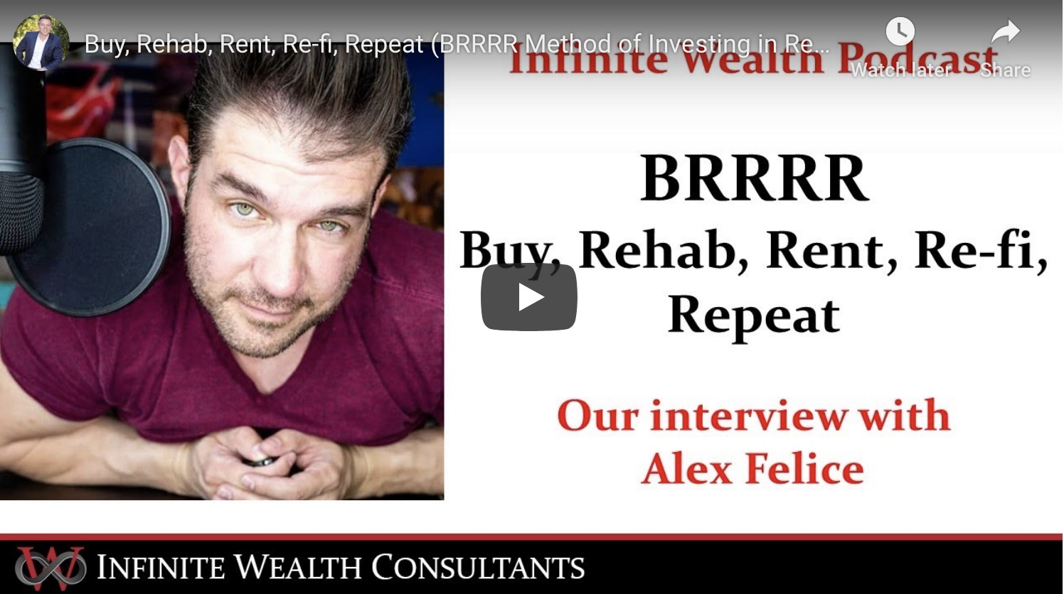 Buy Resell Refi Podcast
