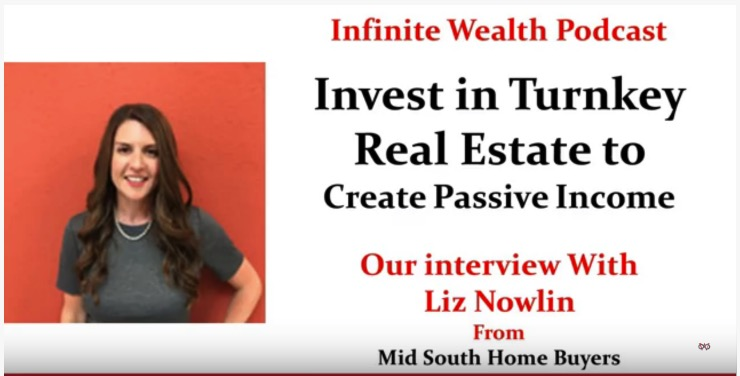 Creating Passive Income with Turnkey Real Estate