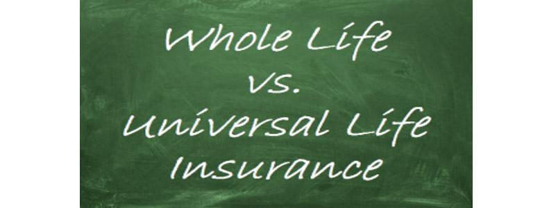 Whole Life vs. Indexed Universal Life