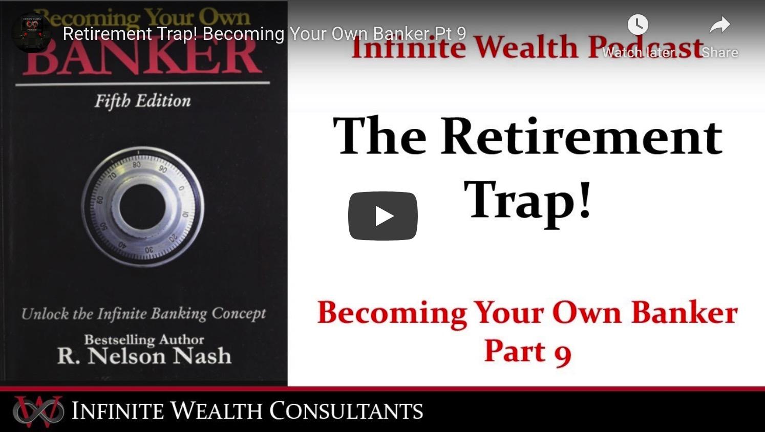 Retire trap