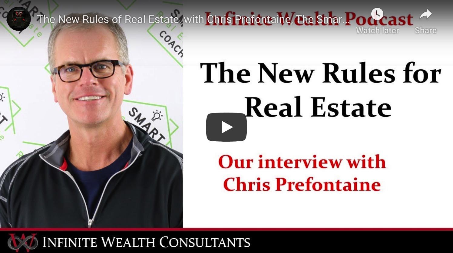 Chris Prefontaine Podcast