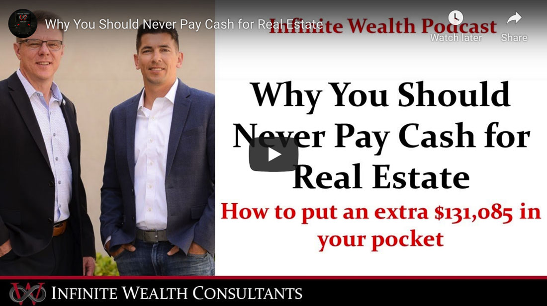 Never Pay Cash